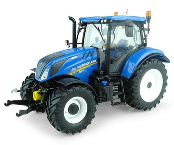 UNIVERSAL HOBBIES 1:32 Tractor NEW HOLLAND T6.165 UH5263