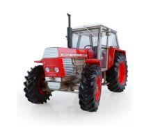 UNIVERSAL HOBBIES 1:32 Tractor ZETOR 8045 4wd UH5272 - Ítem6