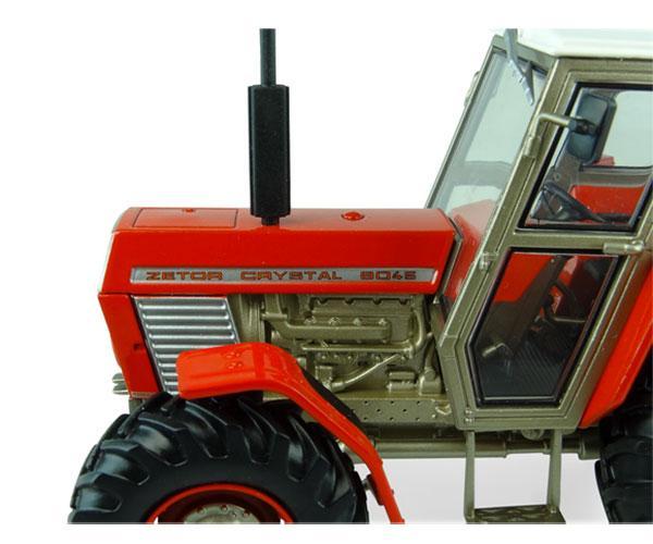UNIVERSAL HOBBIES 1:32 Tractor ZETOR 8045 4wd UH5272 - Ítem10