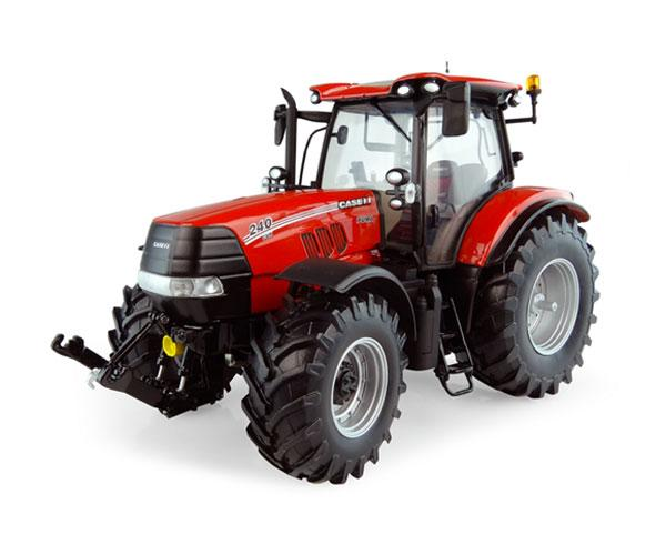 UNIVERSAL HOBBIES 1:32 Tractor CASE IH Puma CVX 240 - 2017