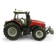 UNIVERSAL HOBBIES 1:32 Tractor MASSEY FERGUSON 8740S UH5293 - Ítem1