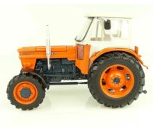 UNIVERSAL HOBBIES 1:32 Tractor FIAT 750 Special DT - 4 WD con cabina FRITZMEIER - Ítem2