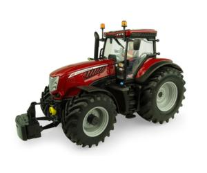 UNIVERSAL HOBBIES 1:32 Tractor Mc Cormick X8.680 Version Burgundy