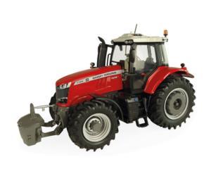 UNIVERSAL HOBBIES 1:32 Tractor MASSEY FERGUSON 7726S