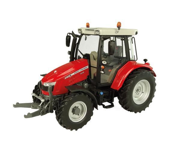 UNIVERSAL HOBBIES 1:32 Tractor MASSEY FERGUSON 5713S