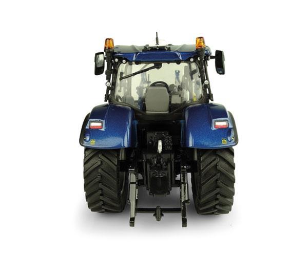 UNIVERSAL HOBBIES 1:32 Tractor NEW HOLLAND T6.175 Blue Power con pala 770 TL UH5320 - Ítem3