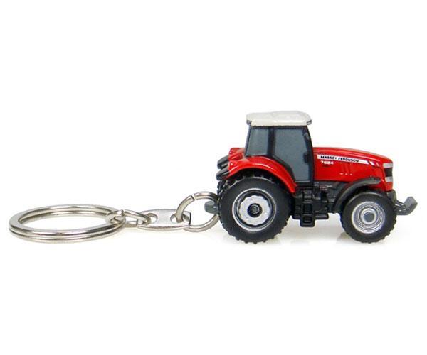 Llavero tractor MASSEY FERGUSON 7624 - Ítem1