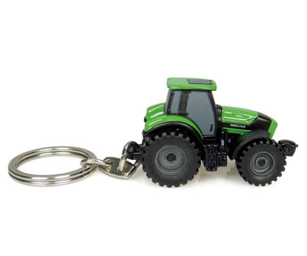 LLavero tractor DEUTZ-FAHR Agrotron TTV 7250 - Ítem1