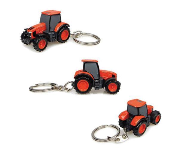 Llavero tractor KUBOTA M7171 UH5810 Universal Hobbies - Ítem1