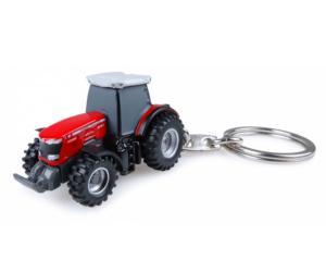 Llavero tractor MASSEY FERGUSON 8737 Universal Hobbies UH5827