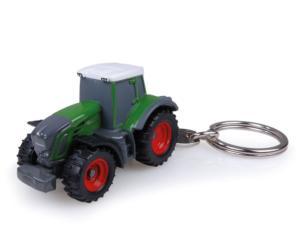 Llavero tractor FENDT 939 Vario Nature Green Universal Hobbies UH5831