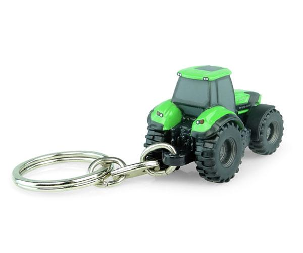 UNIVERSAL HOBBIES Llavero tractor DEUTZ-FAHR 9340 TTV UH5835 - Ítem2