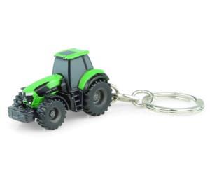 UNIVERSAL HOBBIES Llavero tractor DEUTZ-FAHR 9340 TTV UH5835