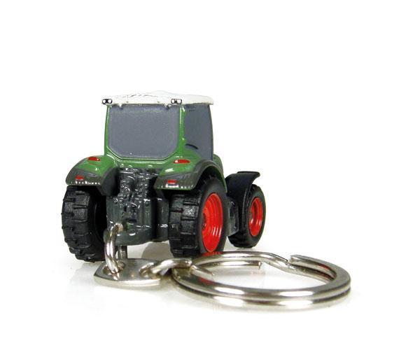 Llavero tractor FENDT 516 New Nature Green Universal Hobbies UH5837 - Ítem1