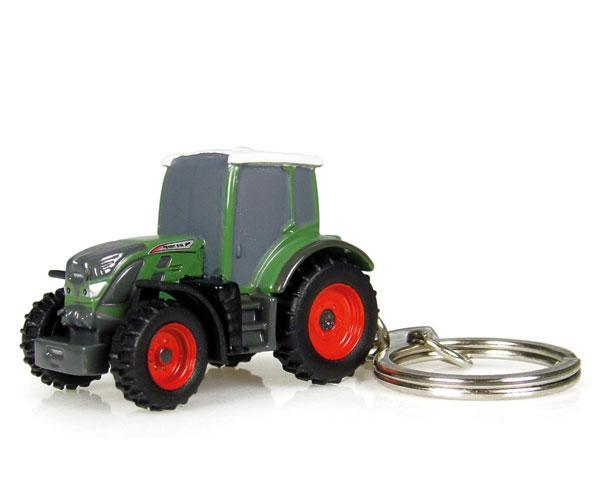 Llavero tractor FENDT 516 New Nature Green Universal Hobbies UH5837