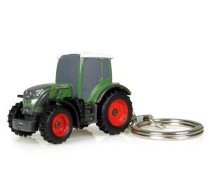 Llavero tractor FENDT 516 New Nature Green Universal Hobbies UH5837