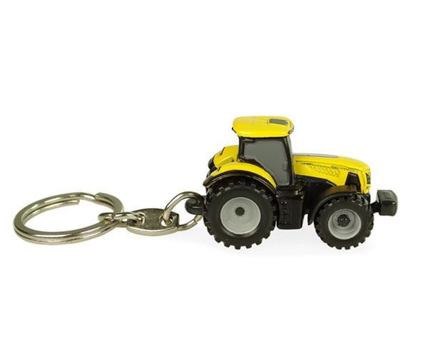 UNIVERSAL HOBBIES Llavero tractor McCORMICK X8 - Yellow Edition UH5850 - Ítem1