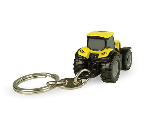 UNIVERSAL HOBBIES Llavero tractor McCORMICK X8 - Yellow Edition UH5850 - Ítem2