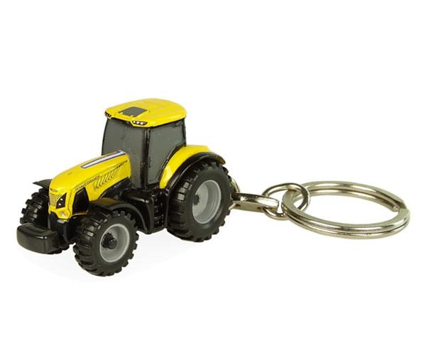 UNIVERSAL HOBBIES Llavero tractor McCORMICK X8 - Yellow Edition UH5850