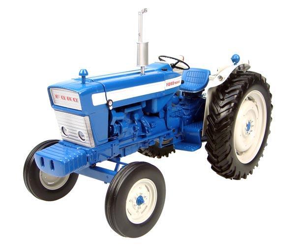 replica tractor ford 5000 año 1964