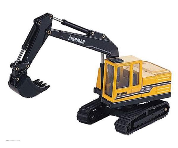 JOAL 1:50 Miniatura excavadora AKERMAN EC200 - Ítem1