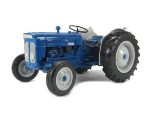 UNIVERSAL HOBBIES 1:16 Tractor FORDSON SUPER DEXTA NUEVA GENERACION (1963)