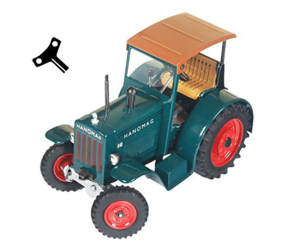 Tractor a cuerda HANOMAG R40 Kovap 0340
