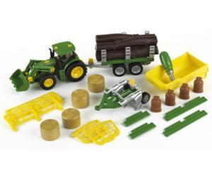 Tractor de juguete JOHN DEERE klein 3907