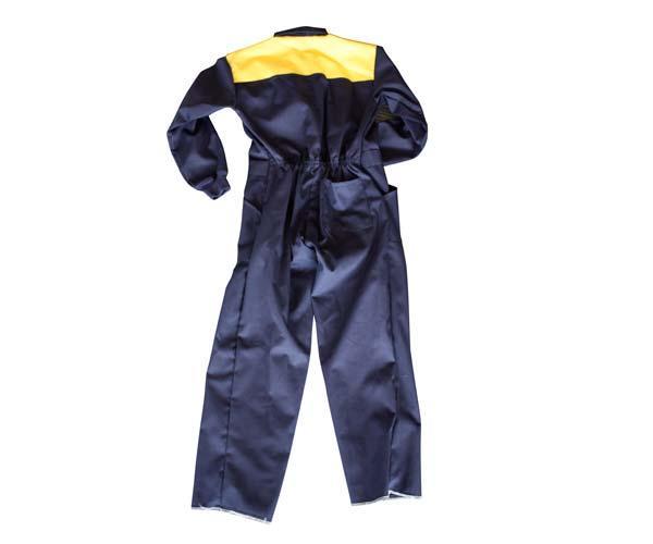 Mono infantil azul/amarillo talla 94 - Ítem1