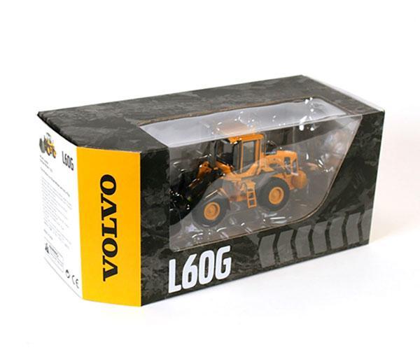 Miniatura cargadora VOLVO L60G - Ítem3