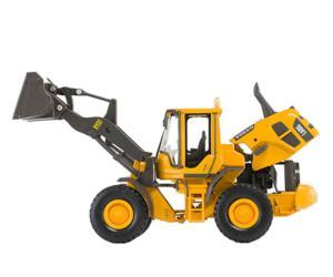 Miniatura cargadora VOLVO L60G