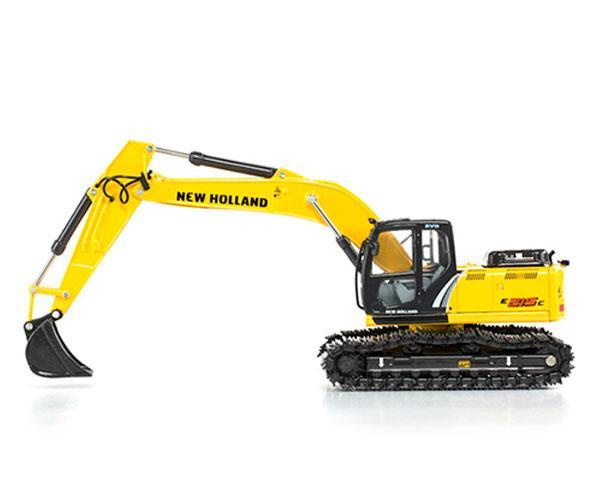 Miniatura excavadora NEW HOLLAND E215C