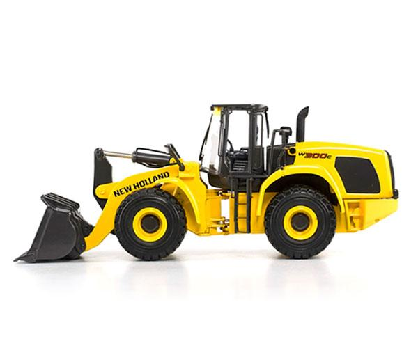 Miniatura cargadora NEW HOLLAND W300C