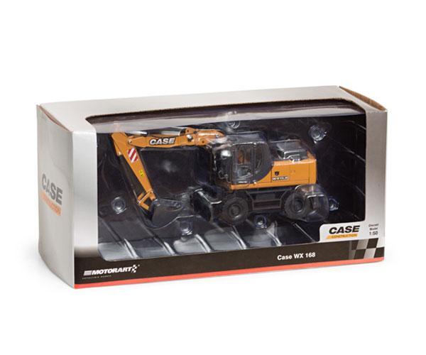 Miniatura retrocargadora CASE WX168 Motorart 13797 - Ítem2