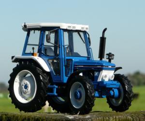 Replica tractor FORD 7610 Gen2, 4WD