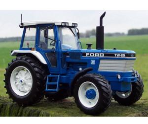 Replica tractor FORD TW25 Gen.2