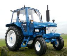 Replica tractor FORD 6610 Gen1, 2WD - Ítem2