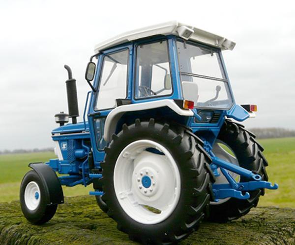 Replica tractor FORD 6610 Gen2, 2WD - Ítem1