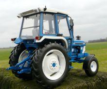 Replica tractor FORD 6610 Gen2, 2WD - Ítem2