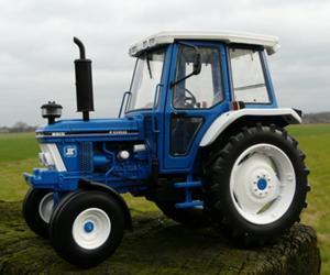 Replica tractor FORD 6610 Gen2, 2WD