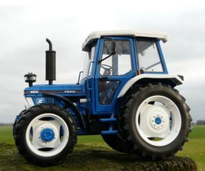 Replica tractor FORD 6610 Gen 2, 4WD