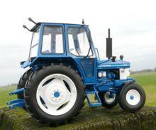 Replica tractor FORD 5610 Gen1, 2WD - Ítem2