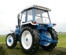 Replica tractor FORD 5610 Gen 2, 4WD - Ítem1