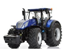Réplica tractor NEW HOLLAND T7.315 Blue Power Marge Models 1605 - Ítem1