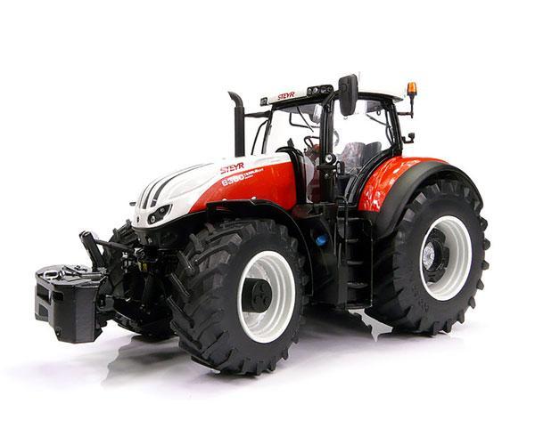 Réplica tractor STEYR 6300 Terrus CVT Marge Models 1606