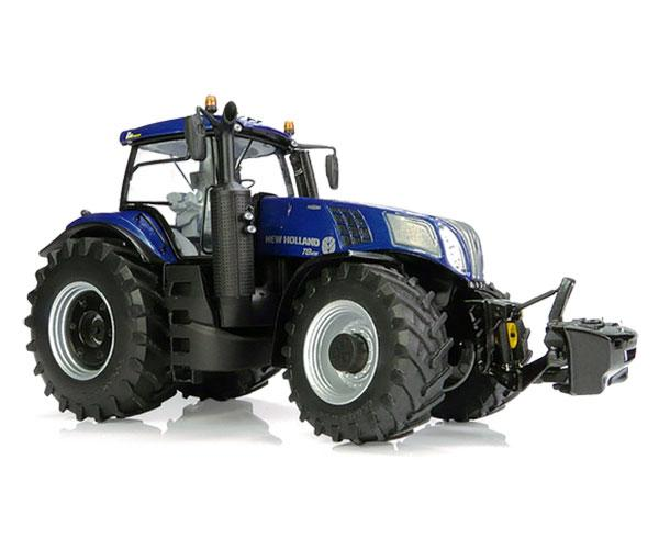 MARGE MODELS 1:32 Tractor NEW HOLLAND T8.435 Blue power
