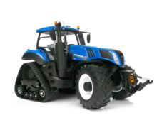MARGE MODELS 1:32 Tractor NEW HOLLAND T8.435 Blue SmartTrax 1803 - Ítem1