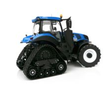MARGE MODELS 1:32 Tractor NEW HOLLAND T8.435 Blue SmartTrax 1803 - Ítem2