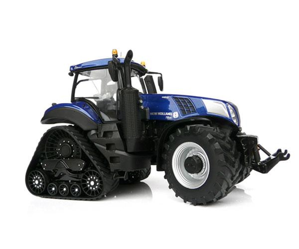 MARGE MODELS 1:32 Tractor NEW HOLLAND T8.435 Blue Power SmartTrax 1804 - Ítem1