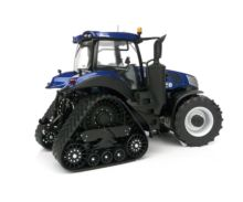 MARGE MODELS 1:32 Tractor NEW HOLLAND T8.435 Blue Power SmartTrax 1804 - Ítem2